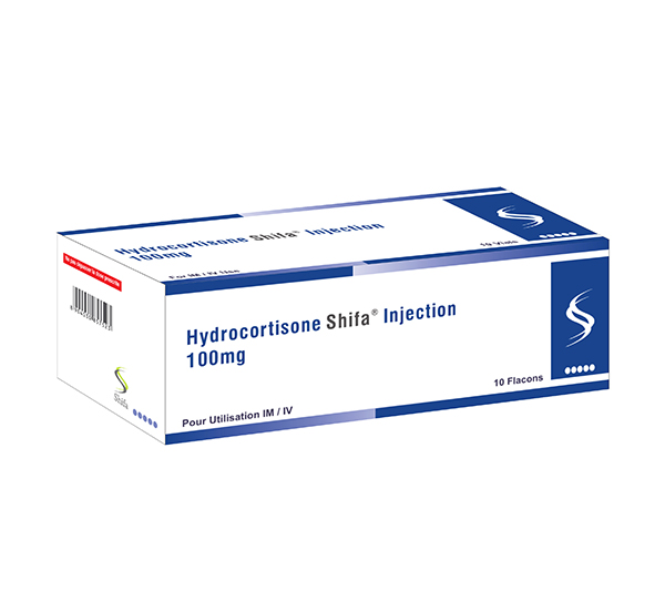 Hydrocortisone Injection 100mg